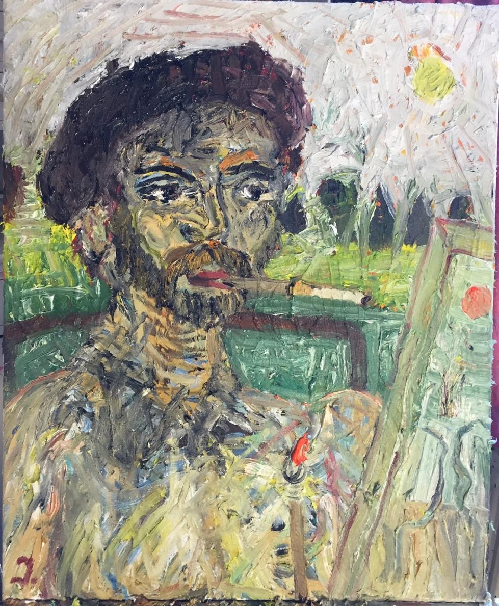 Kevään maalari