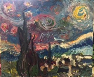 Tähtinen yö