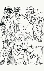 Projekti - Drawing 11423290834